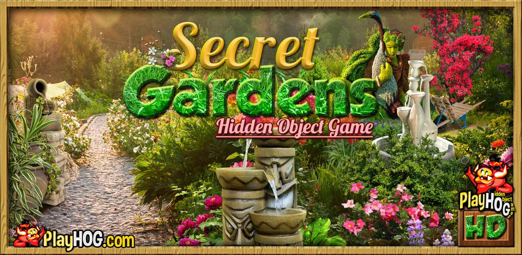 Garden Secrets - Hidden Objects