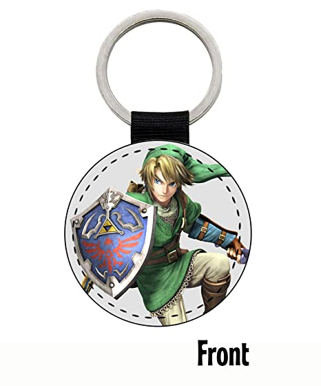 MasTazas Zelda Link Escudo Shield Llavero Keyring