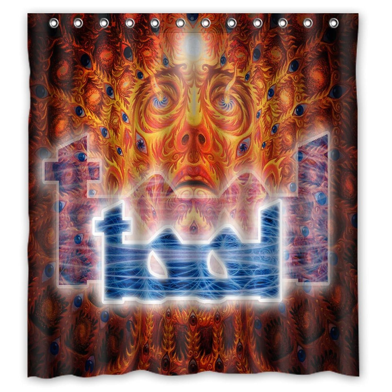 "66 ""x72"" Tool Shower Curtain Waterproof Fabric Shower Curtain"