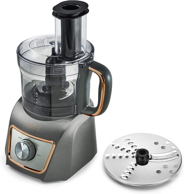 CRUX (14791) 8 Cup Food Processor