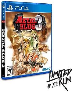 Metal Slug III PS4