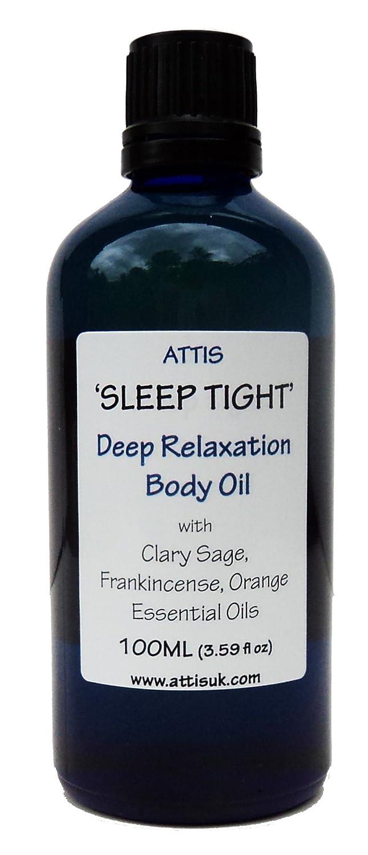 Attis Sleep Tight relajación profunda cuerpo aceite | con salvia ...