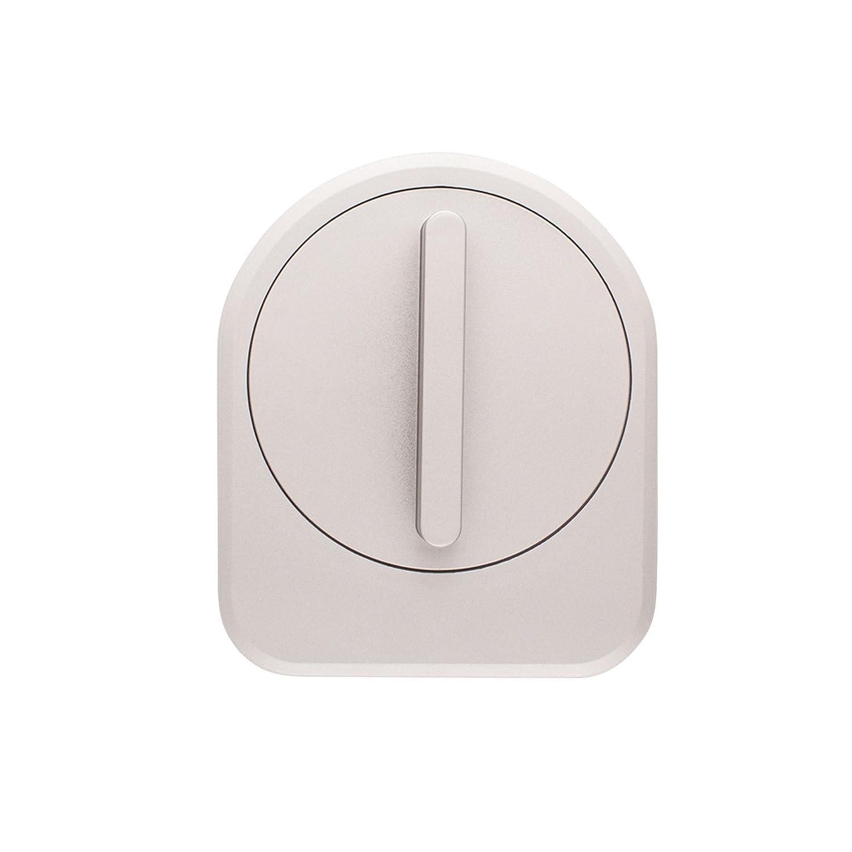 セサミ スマートロック本体 マットブラック + Wi-Fiアクセスポイント 工具不要取付 外出先からスマートフォンでドアを施錠解錠 Google Home対応 B0787KRMFN 7.マットブラック+ホワイト|3.本体+Wi-Fiアクセスポイントセット 7.マットブラック+ホワイト