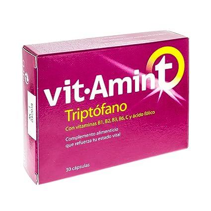 RecuperatIon Vitamin-T Triptofano - 30 capsulas