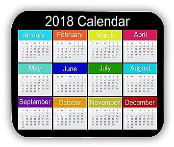 Pleasing 2018 Kalender Antislip Pad Matte Mause Mousepad Desktop Maus Download Free Architecture Designs Xoliawazosbritishbridgeorg