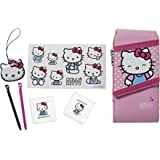 Hello Kitty Accessory Pack for Nintendo DS / DSi / 3DS / DS Lite - Pink