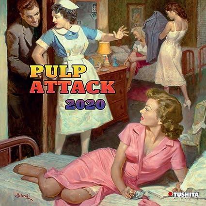 Calendario 2020 - Lámina de película erótica retro - Vintage ...