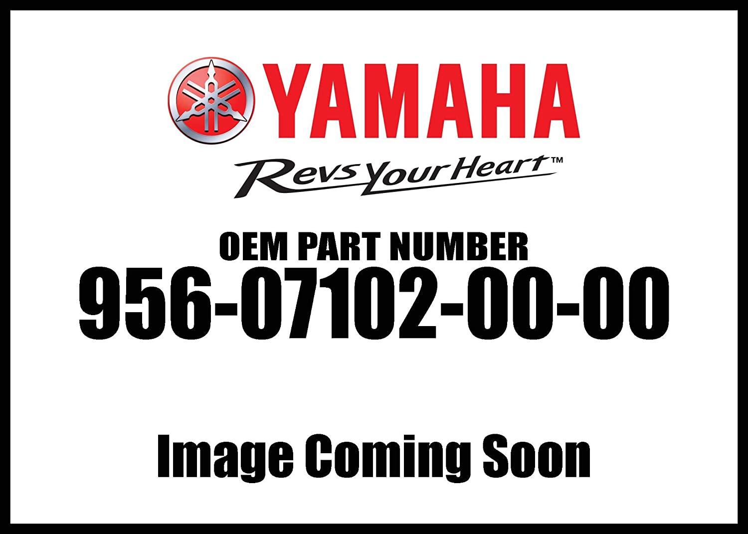 Yamaha 95607-10200-00 NUT, SELF-LOCKING; 956071020000
