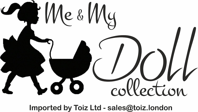 Kinderwagen Me /& My Doll Collection Deluxe Zwilling Puppenwagen