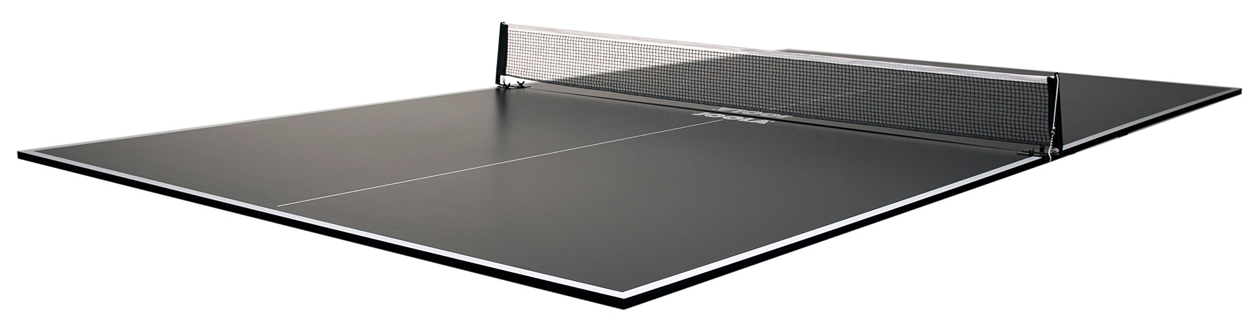 JOOLA Conversion Table Tennis Top with Foam Backing and Net Set