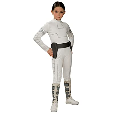 Rubies Star Wars Clone Wars Child's Padme Amidala Costume, Medium: Toys & Games