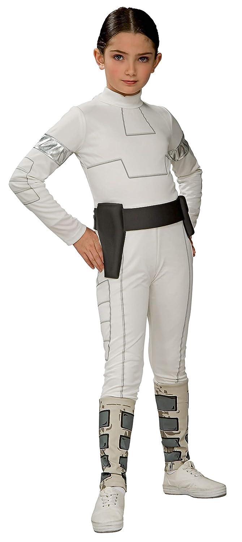 Rubies Star Wars Clone Wars Childs Padme Amidala Costume, Medium
