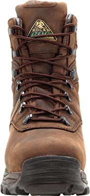 Rocky Sport Utility Eight Inch Brown-M product image 3