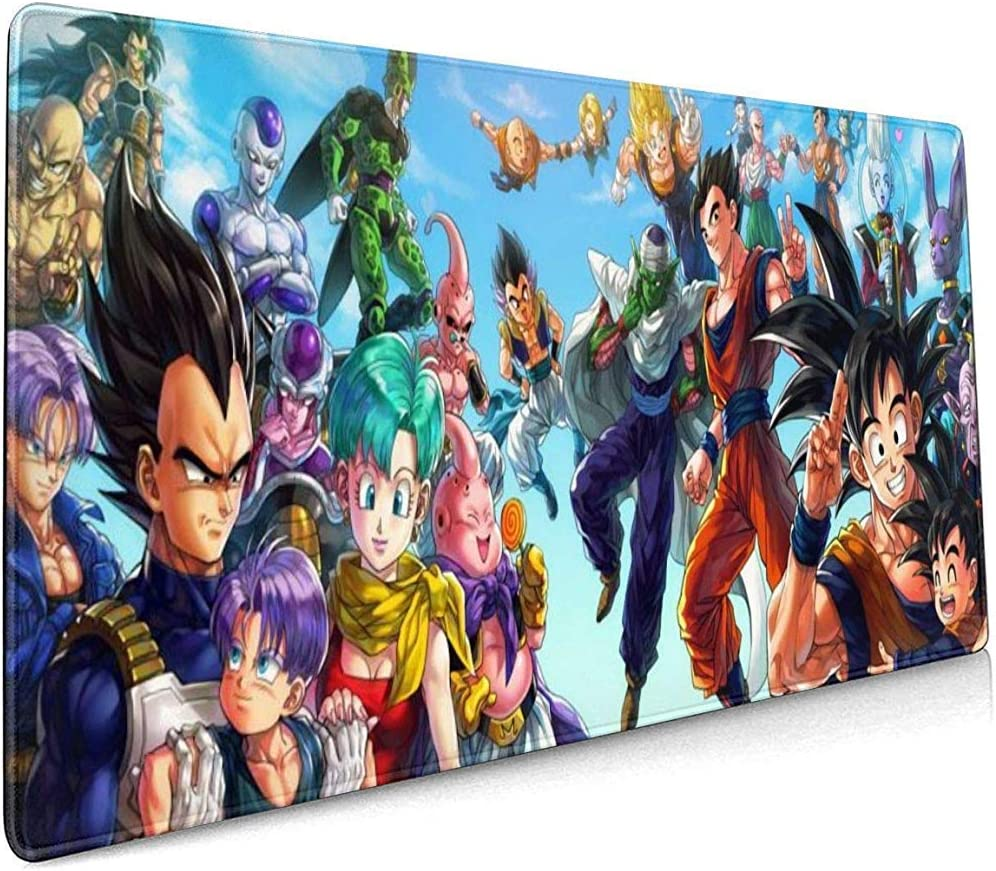 Dragon Ball Passion Goku Vegeta Rettangolo Tappetino per ...
