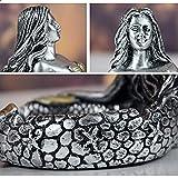 TBW Vintage Mermaid Figurines Mermaid Ash Tray
