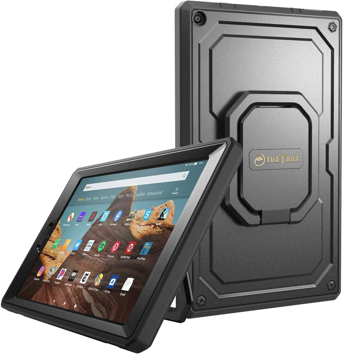 Per Amazon Kindle Fire 7 HD 8 HD 10 Tablet Magnetico Smart Flip Cover Supporto
