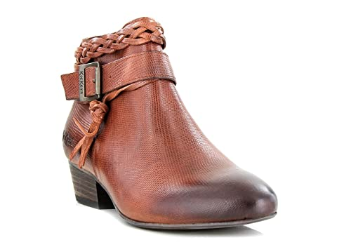 KICKERS WESTBOOTS Bottines Boots Marron Femme T