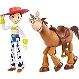 Toy Story Disney/Pixar Jessie and Bullseye 2-Pack, Multi (GJH82)