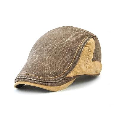 Men Women Visor Cotton Newsboy Hat Gorras Planas Beret Boinas Flat Cap Casquette Sun Flat Cabbie