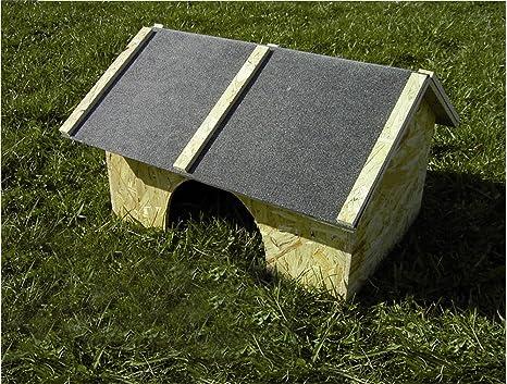 Elmato 10353 Protección cabaña/schiildkröten cabaña adolescente