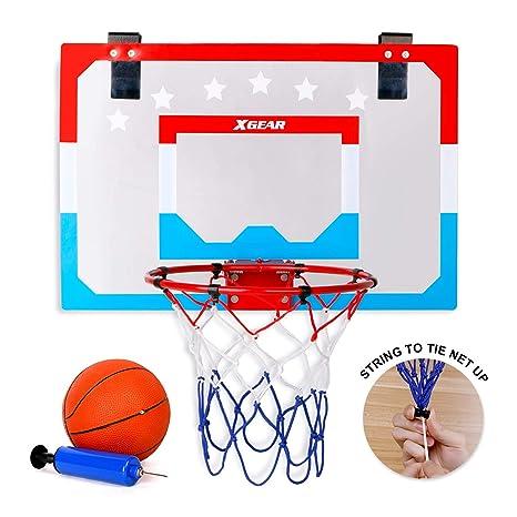 XGEAR Canasta de Baloncesto Tablero Juego Al Aire Libre e ...