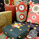 Bright Stem Christmas Wrapping Paper Gift Wrap Folded (6) Sheets and Tags Mixed Pack