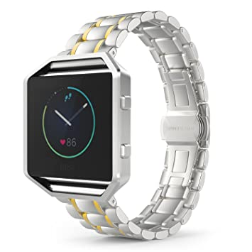 MoKo Fitbit Blaze Watch Correa: Amazon.es: Electrónica
