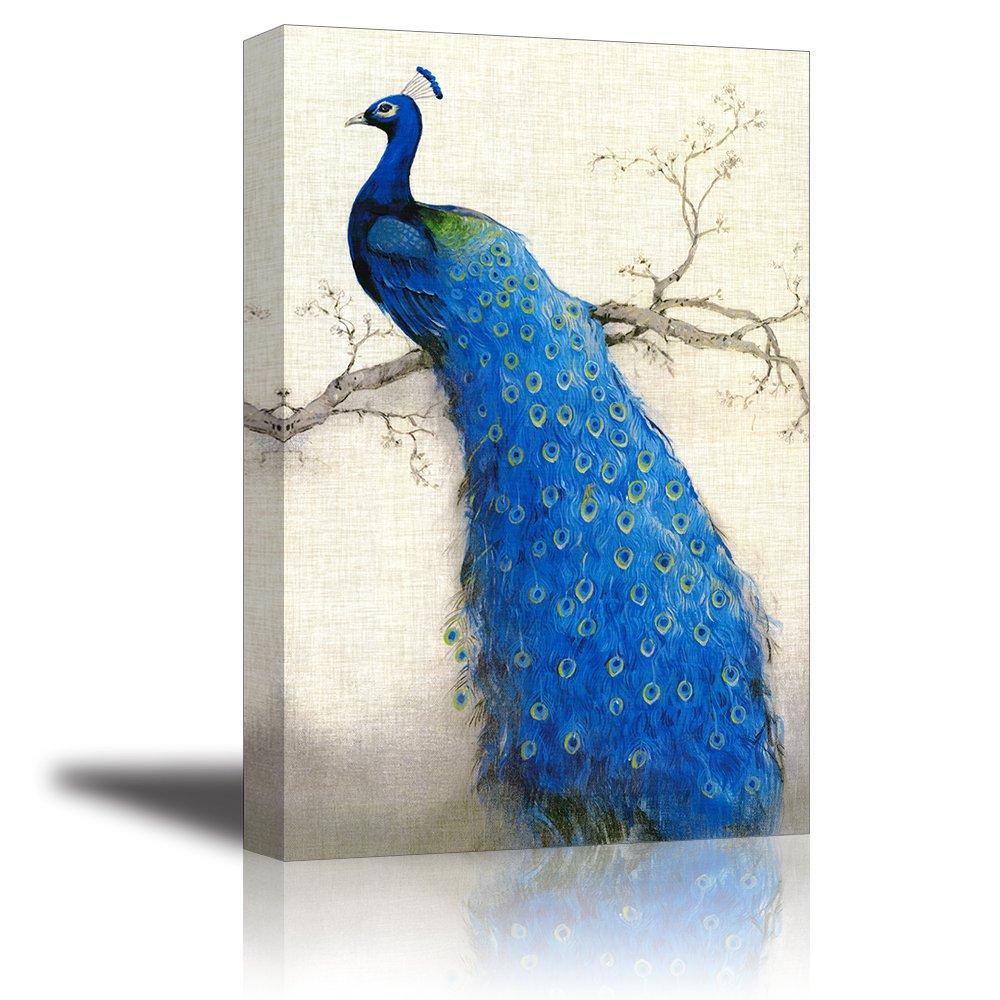Lovely Amazon.com: Peacock Wall Art Decor for Bedroom, PIY HD Beautiful  NI39