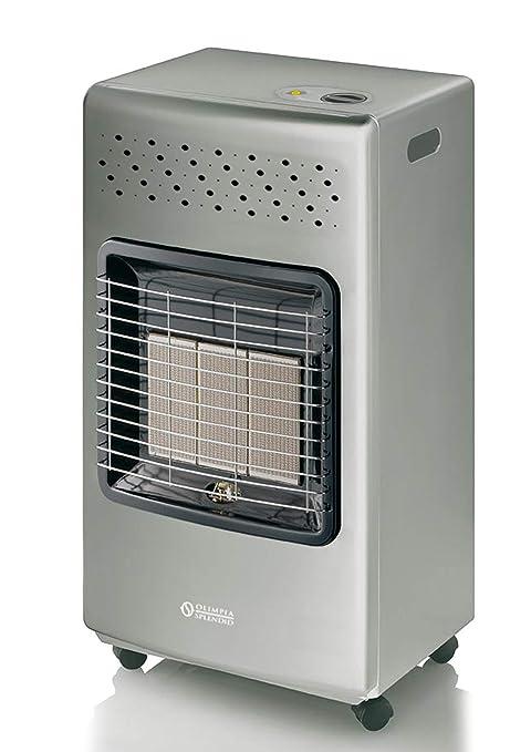 Olimpia Splendid Estufa de Gas Infrarrojos 4200 W con Ventilador - 99384 Stovy Infra Turbo Thermo, Made in Italy: Amazon.es: Bricolaje y herramientas