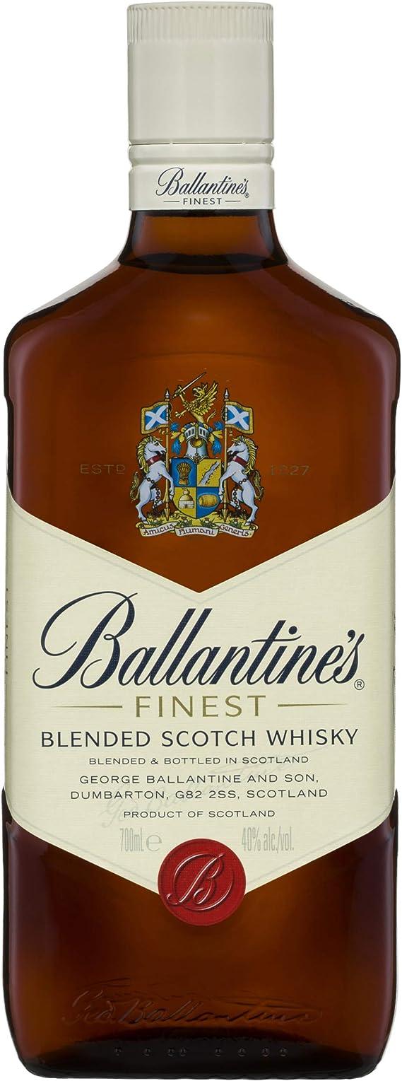 Ballantine`s Finest Blended Scotch Whisky 40% - 700 ml