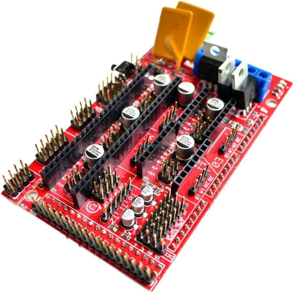 RAMPS 1.4 Impresora 3D panel de control de impresora Control Reprap MendelPrusa