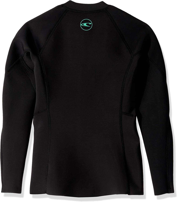 ONeill Womens Reactor-2 1.5mm Full Zip Jacket