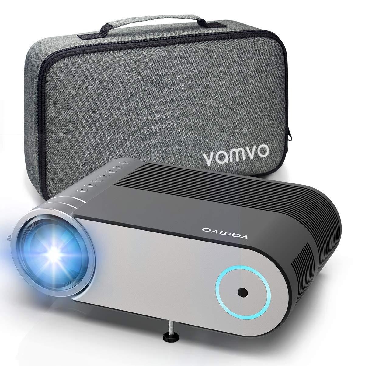 Proiettore, Vamvo Videoproiettore Portatile 1280x720p