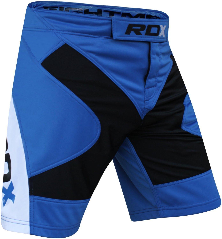 RDX MMA Shorts Pantalones Boxeo Corto Entrenamiento UFC Muay Thai Running Kickboxing Fitness