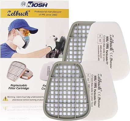 filtri per maschera antipolvere