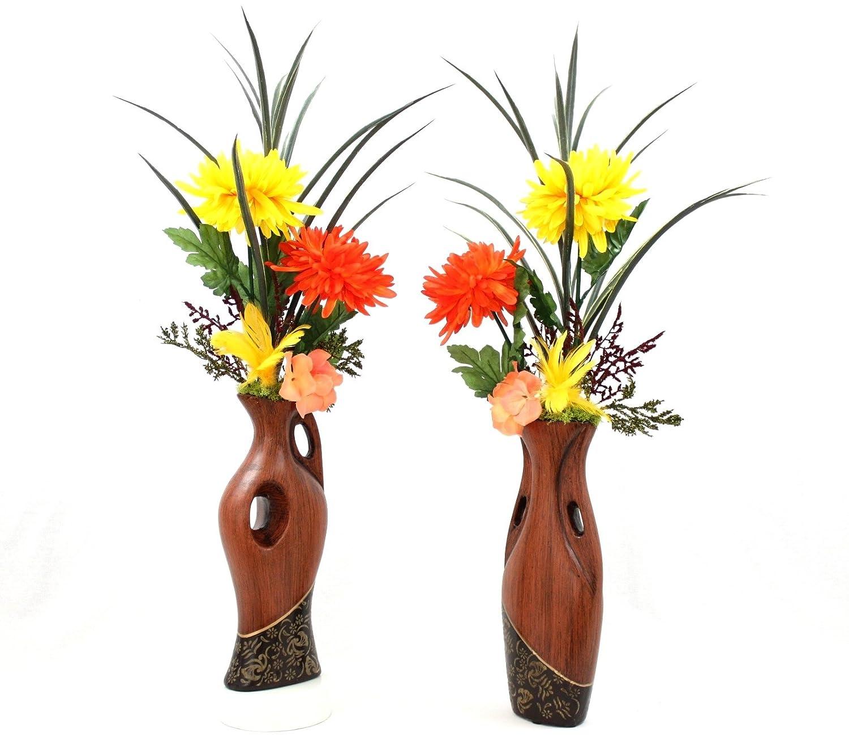 Amazon.com: Fireplace Mantel Décor Design Idea, Silk Floral ...