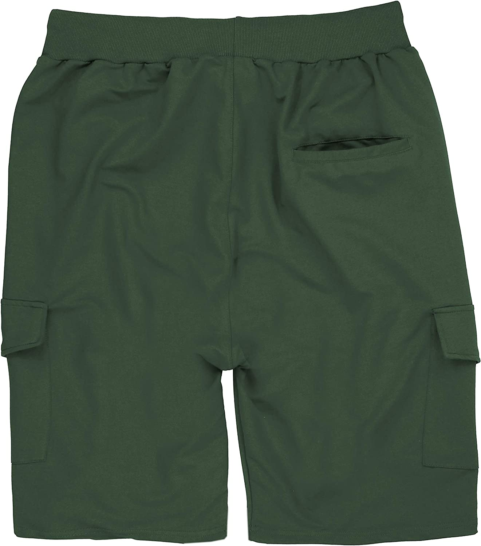 Bermuda-Shorts für Herren Übergröße von Lavecchia 3XL-8XL LV-2011