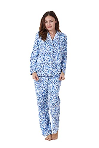 876754e20a Conjunto de pijama para mujer - Forro polar - Estampado  Amazon.es  Ropa