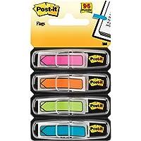 Marcador de Página Adesivo Post-It, Post-it, HB004056055, Multicor, 11, 9x43, 2 mm
