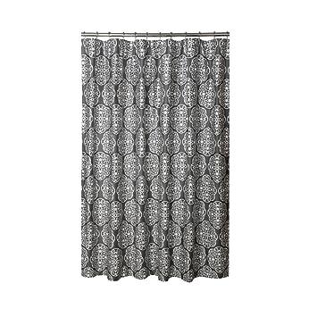 Amazon.com: Harmony Storm Grey Shower Curtain: Home & Kitchen