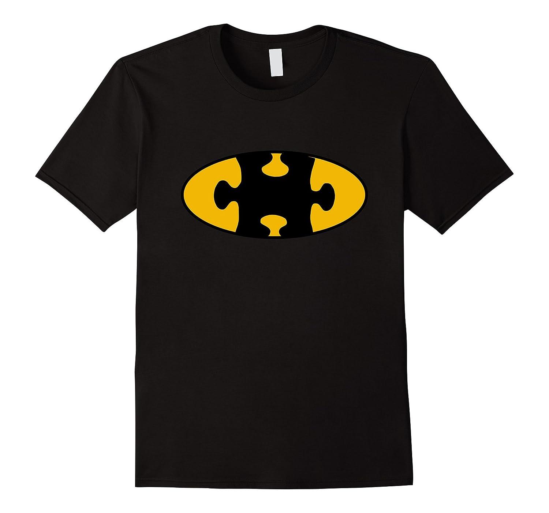 Autism Awareness T-shirt Superhero-RT