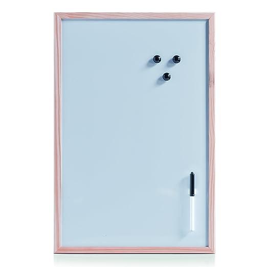 116 opinioni per Zeller 11121- Lavagnetta magnetica, 60 x 40 cm, colore: Grigio