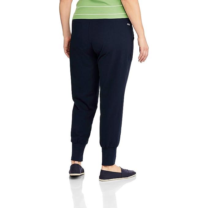 748f8b956a4e Danskin Now Women's Plus Size Jogger Pants (1X, Navy) at Amazon Women's  Clothing store: