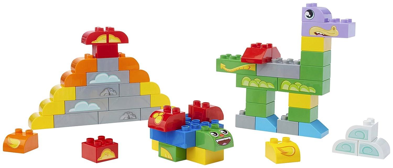 Classic Building Blocks Build-a-Story 60 piece Tub