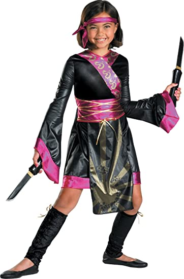 Disguise girls Big Girls Dragon Ninja Costume