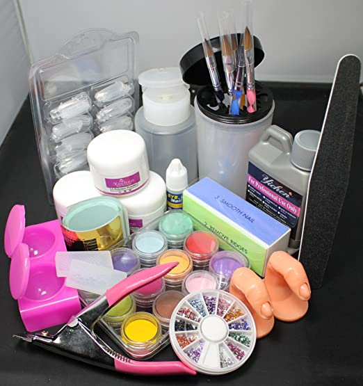 Best Acrylic Nail Kit for Beginners Reviews 2020 - DTK ...