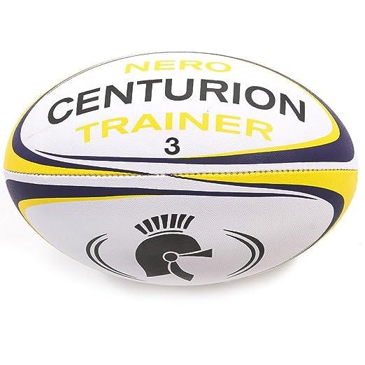 4 opinioni per Centurion, Nero- Palla da allenamento rugby