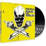 Rivalen und Rebellen (LTD. 4LP Gatefold + MP3 CD) [Vinyl LP]