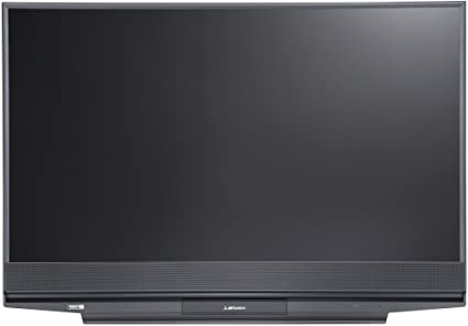 amazon com mitsubishi wd 65731 65 inch 1080p dlp hdtv electronics rh amazon com 62 Inch Mitsubishi DLP TV mitsubishi 65 rear projection tv manual