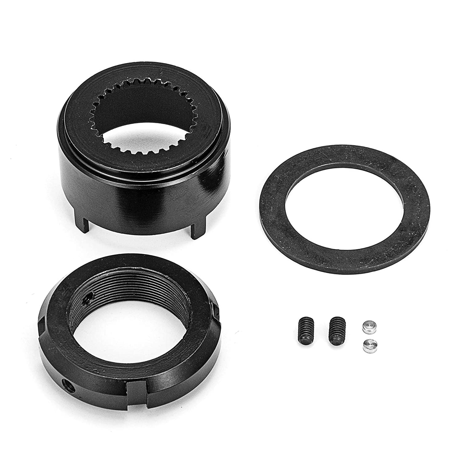 WeiSen 5th Gear Repair//Fix Tool Lock Nut & Retainer Upgrade Kit For Dodge Ram 2500//3500 4X4 5.9L Cummins NV4500